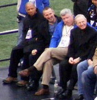 Jerry Reese, Steve Spagnuolo, Kevin Gilbride, Tom Coughlin