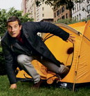 Bear Grylls in Manhattan