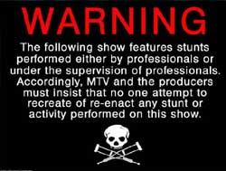Jackass Warning