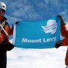 flag at summit