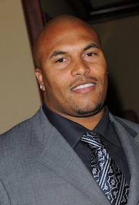 Antonio Pierce in 2010