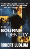 book cover: Bourne Identity