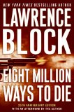 book cover: Eight Million Ways To Die